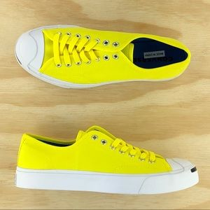 Converse Jack Purcell Signature Ox Low Top Yellow
